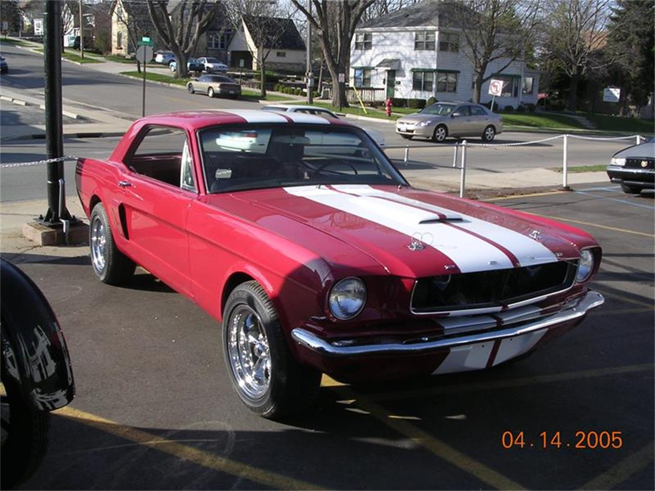 1966 ford mustang for sale cc 666655. Black Bedroom Furniture Sets. Home Design Ideas