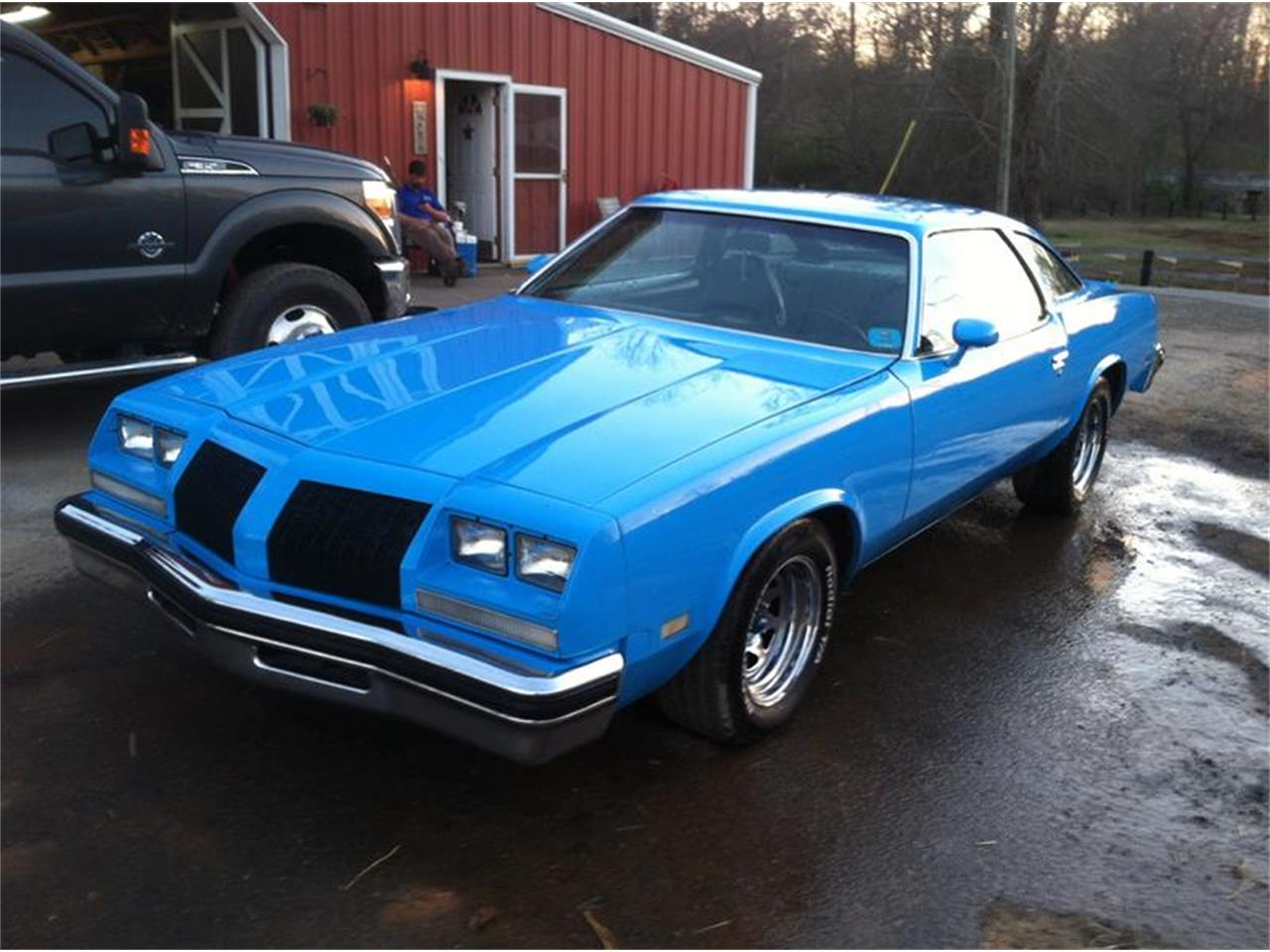 Large Picture of '76 Cutlass - EAEM