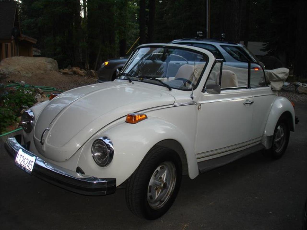 Volkswagen San Luis Obispo >> For Sale 1978 Volkswagen Super Beetle In San Luis Obispo California