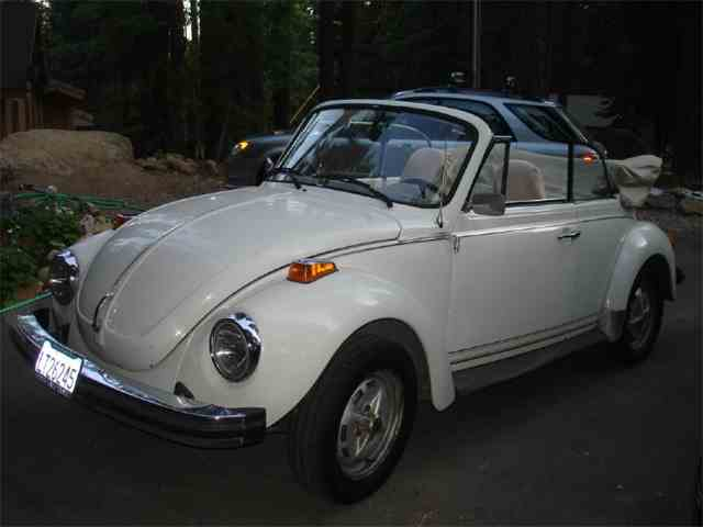 Picture of 1978 Volkswagen Super Beetle located in California Offered by Classic Car Guy - EAER