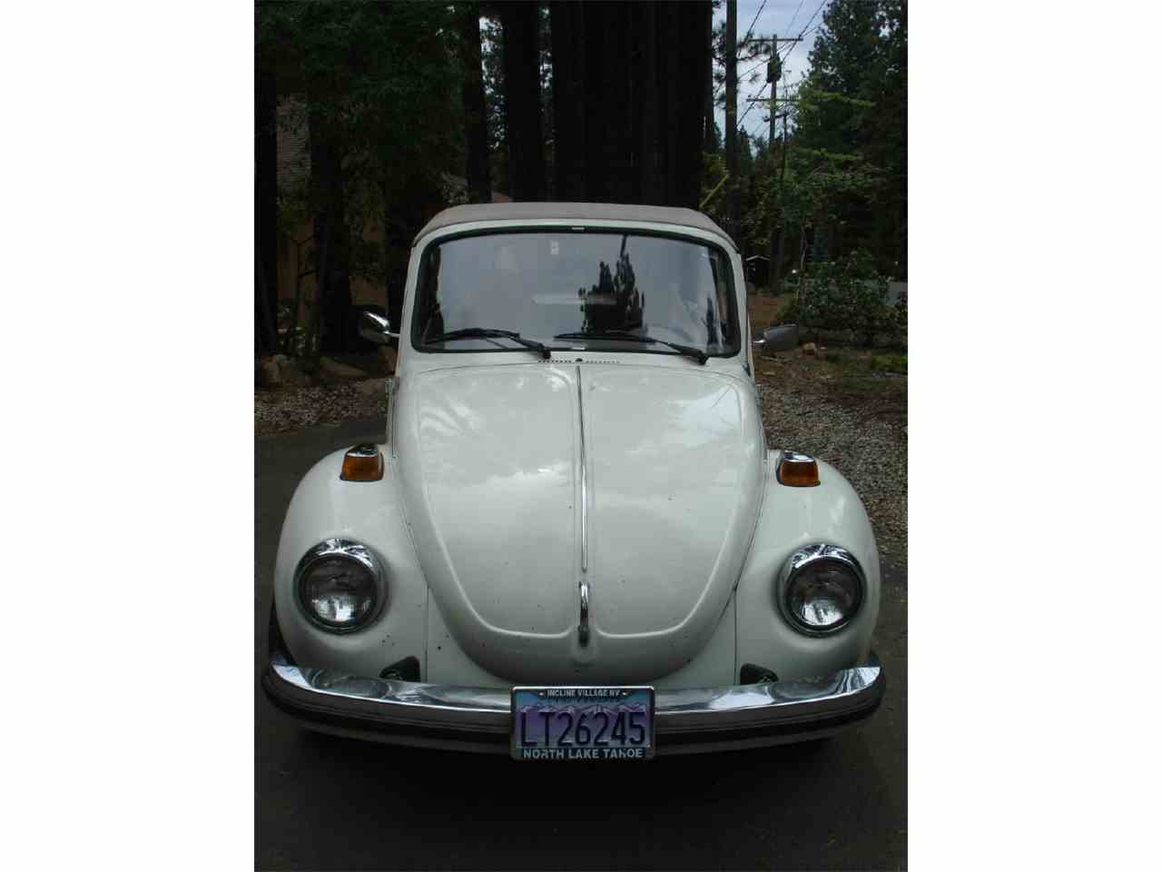 Large Picture of '78 Super Beetle - EAER