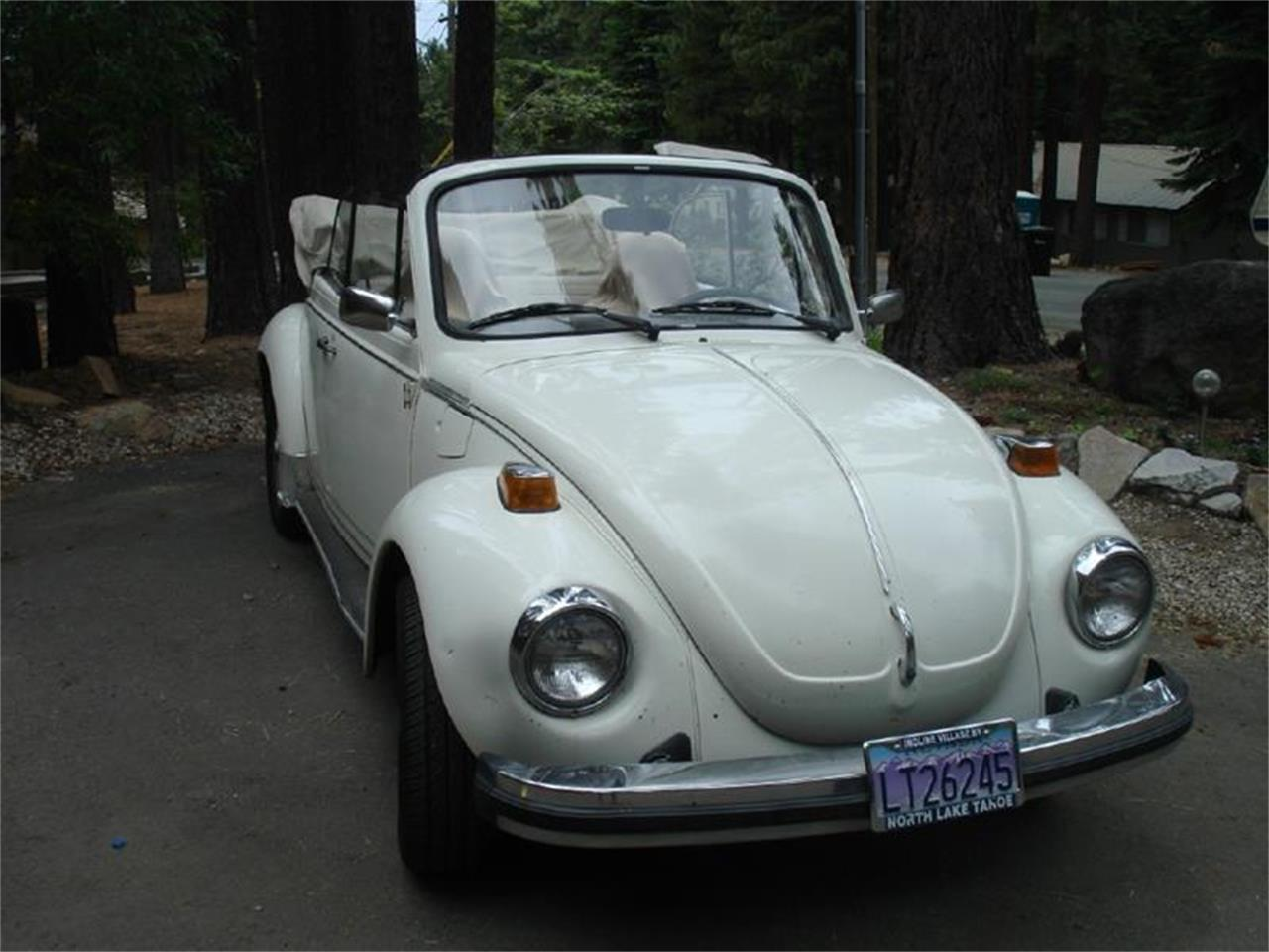 1978 volkswagen super beetle for sale cc 666675. Black Bedroom Furniture Sets. Home Design Ideas