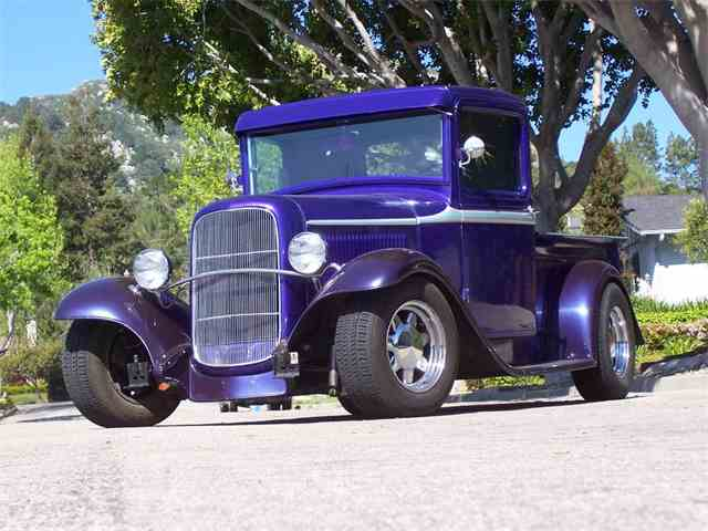 Picture of 1933 Ford F100 located in San Luis Obispo California - EAFU