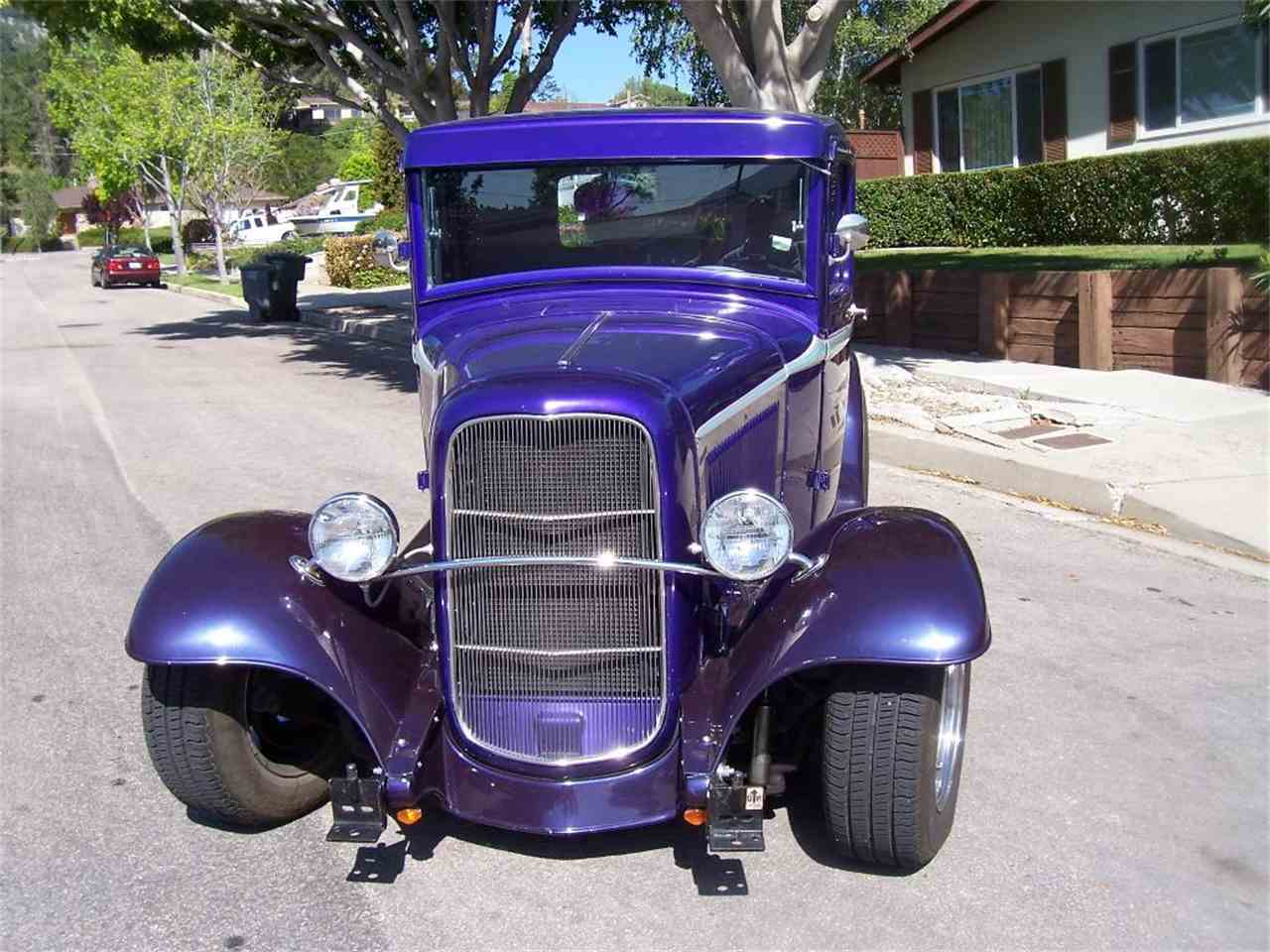 Large Picture of '33 F100 - EAFU