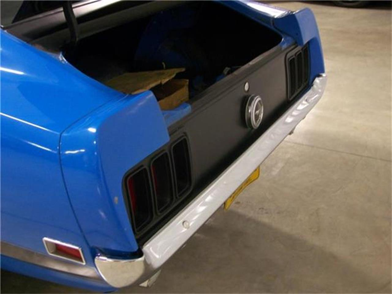 Large Picture of '70 Mustang - EAG3