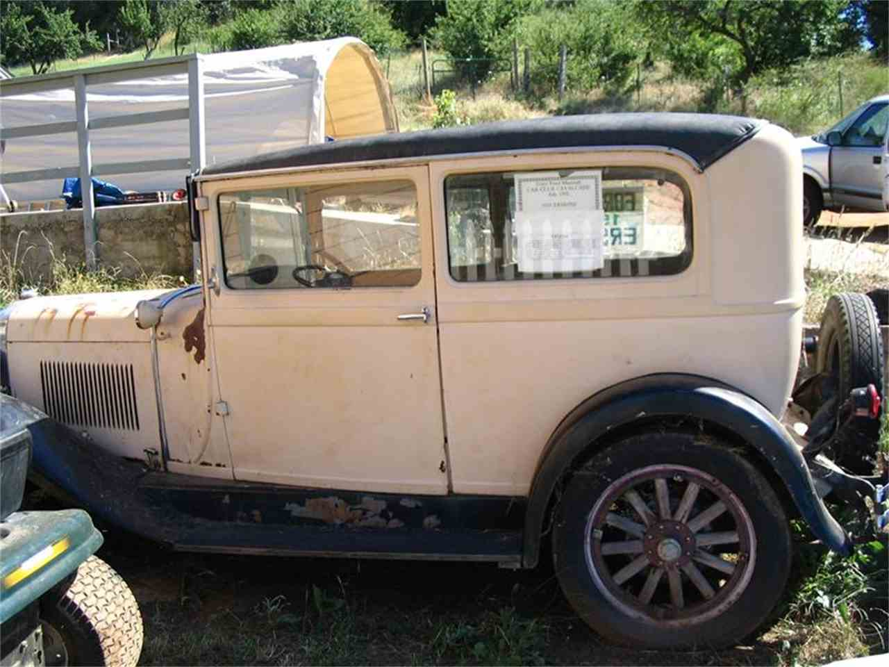 Large Picture of 1928 Studebaker Erskine located in California - $24,000.00 Offered by Classic Car Guy - EAHW
