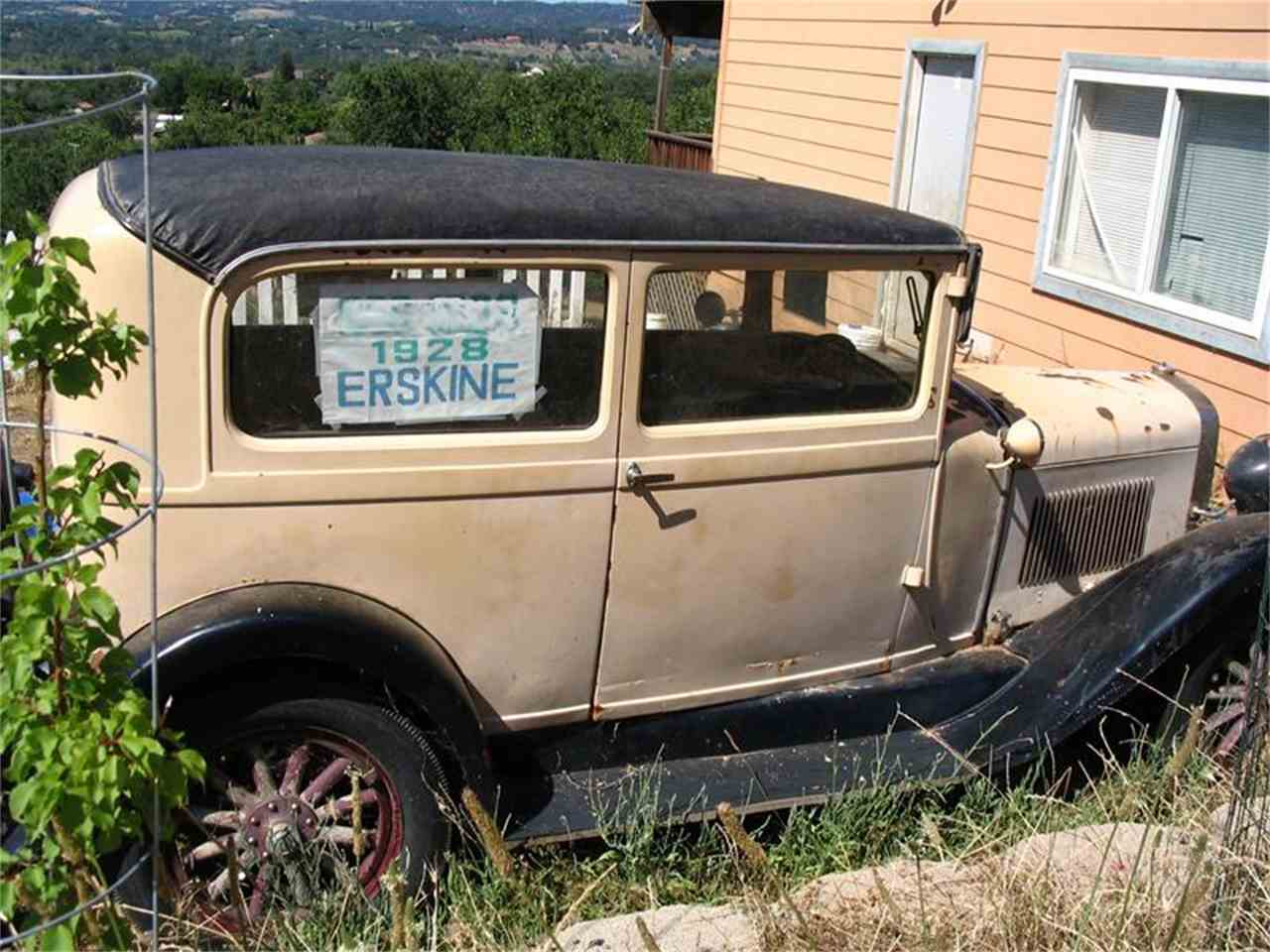 Large Picture of Classic '28 Erskine - $24,000.00 Offered by Classic Car Guy - EAHW