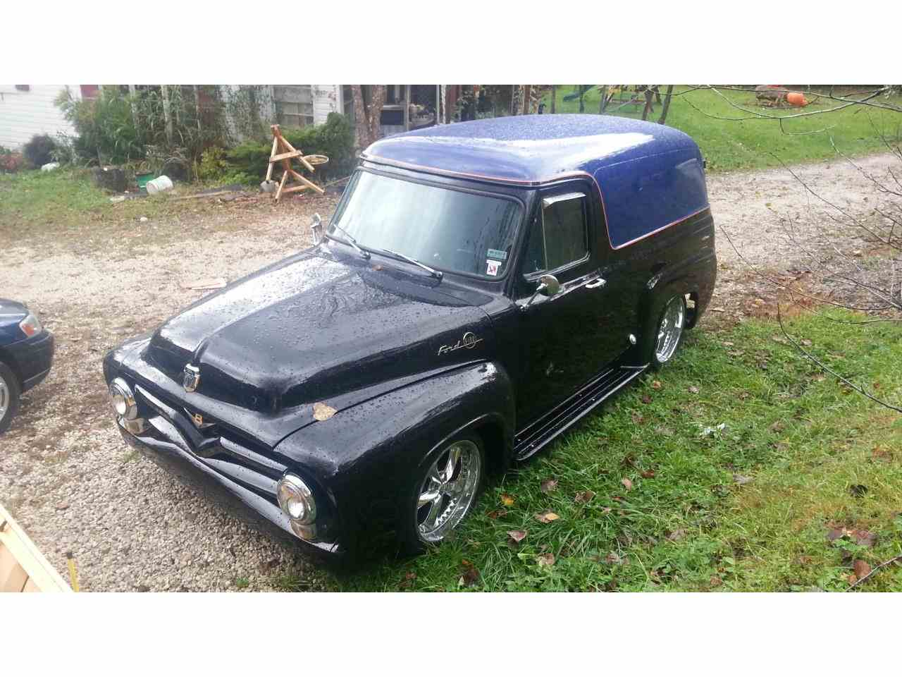 Large Picture of '55 F100 - EAHY