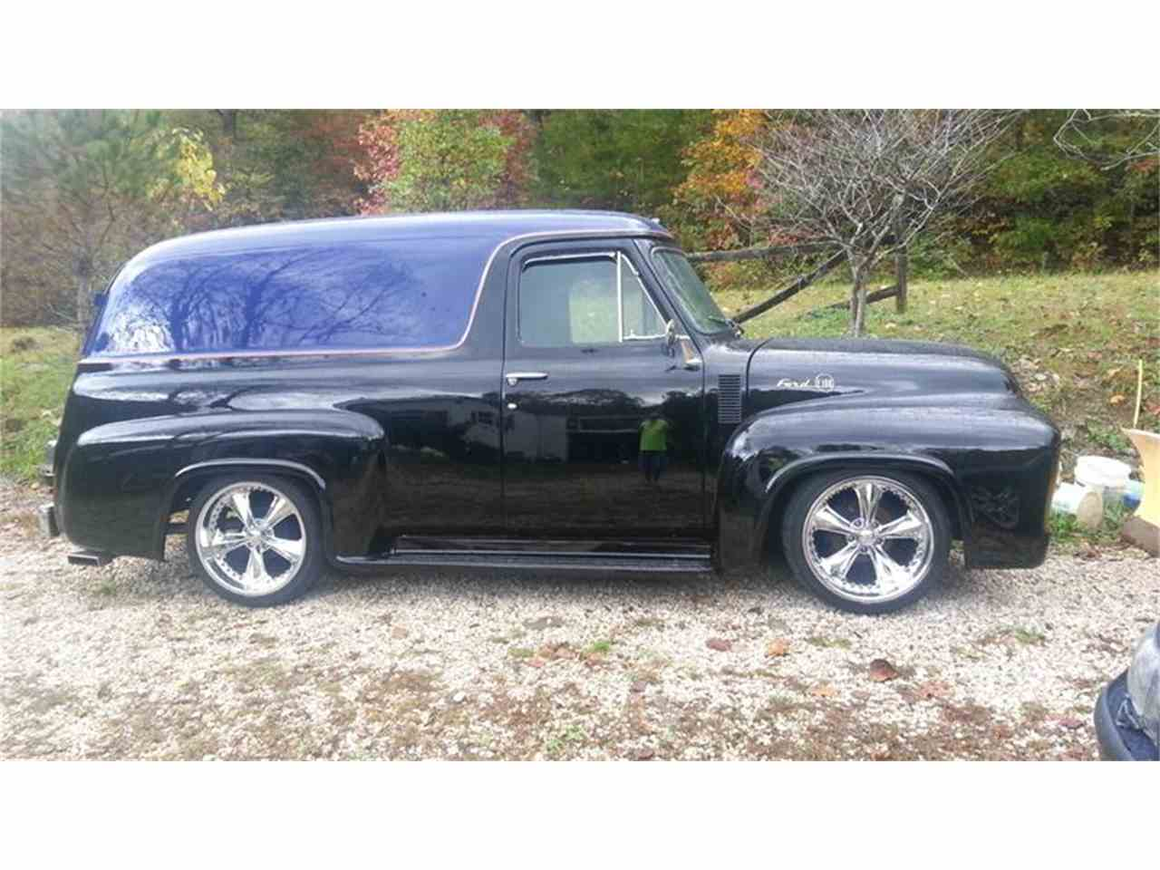 Large Picture of Classic '55 Ford F100 - EAHY