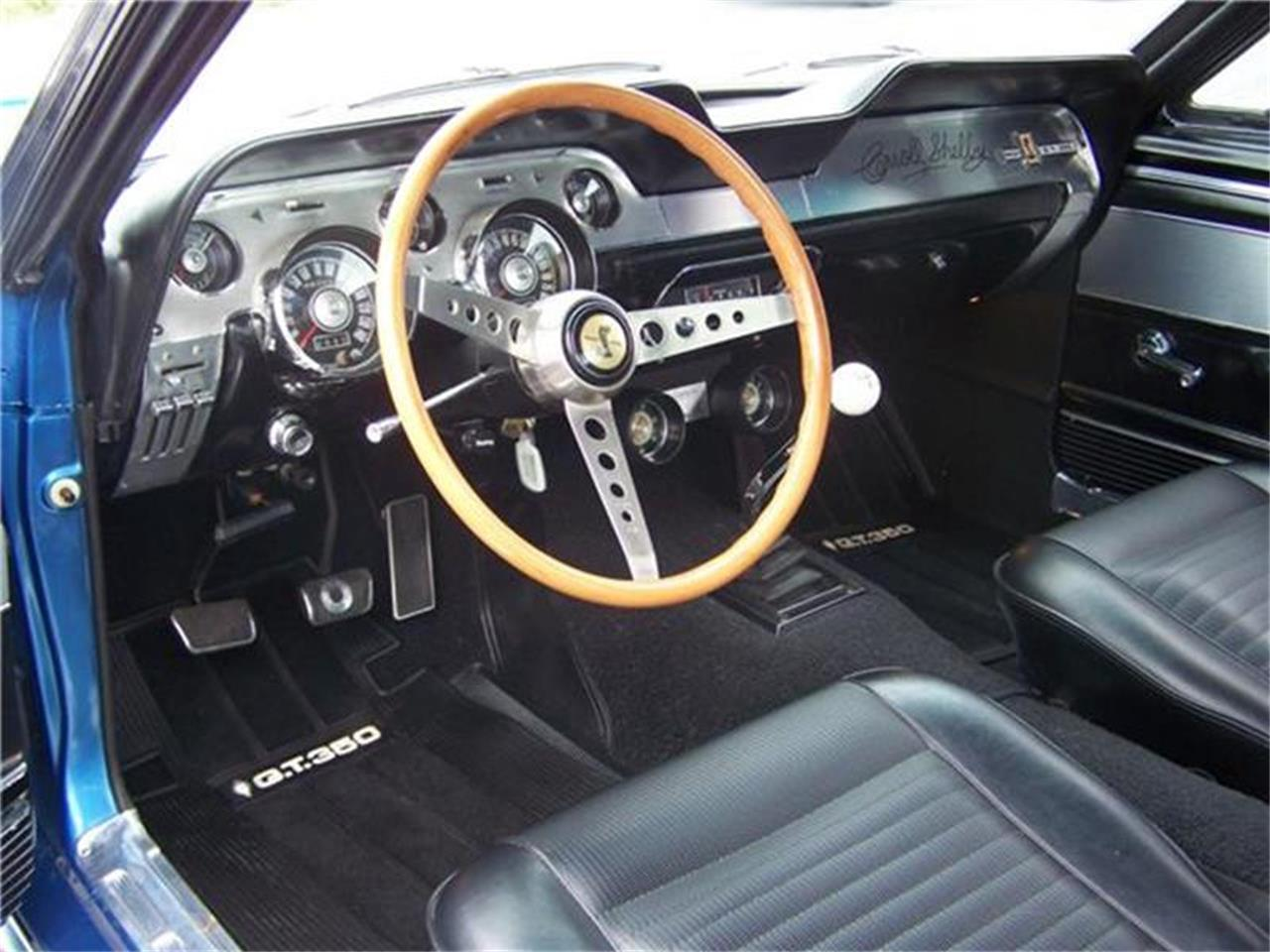 Large Picture of '67 Mustang - EAI4