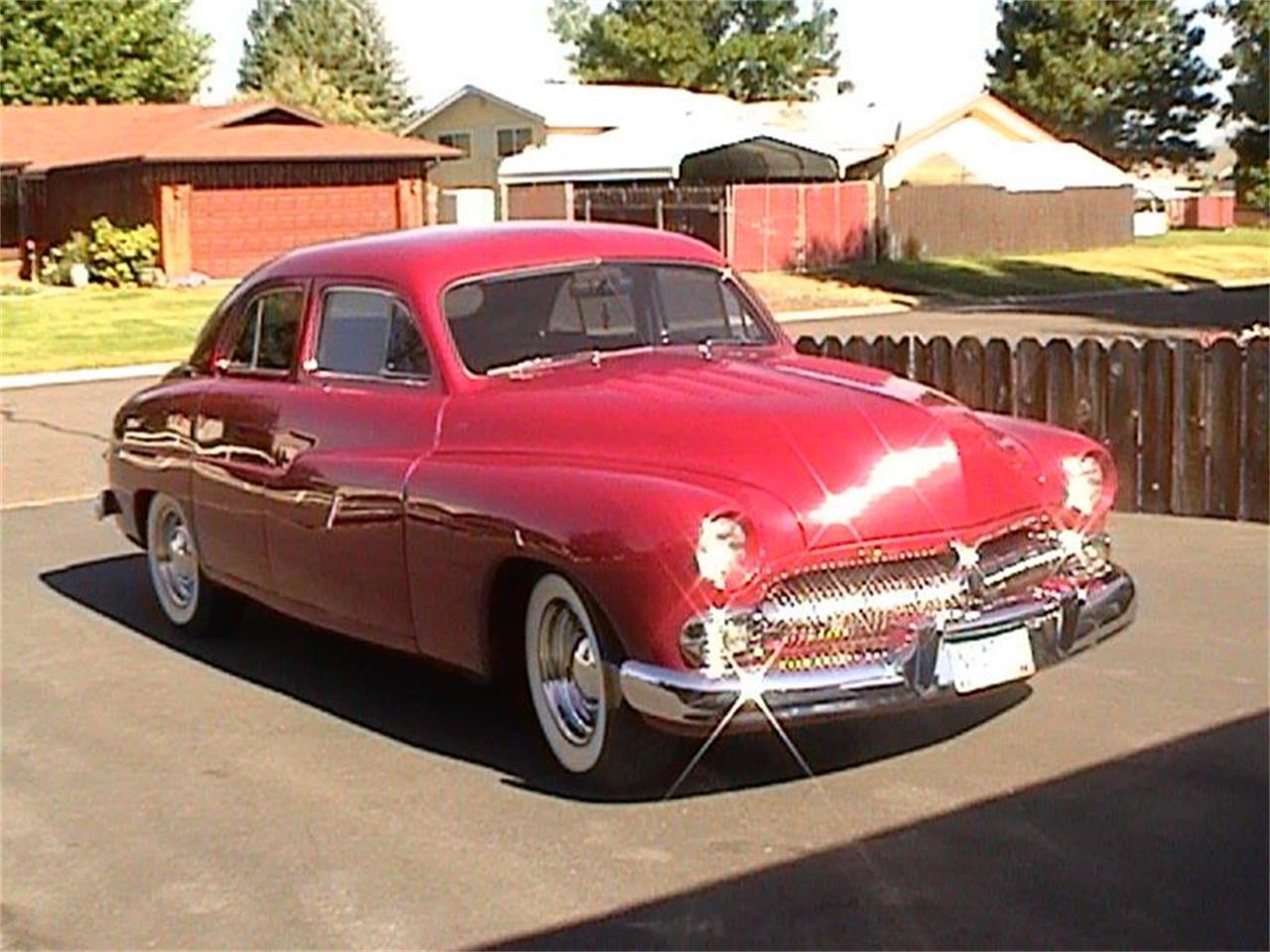 Large Picture of Classic 1950 Mercury 4-Dr Sedan - $40,700.00 - EAIC