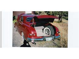 Picture of Classic '50 Mercury 4-Dr Sedan located in San Luis Obispo California - $40,700.00 - EAIC