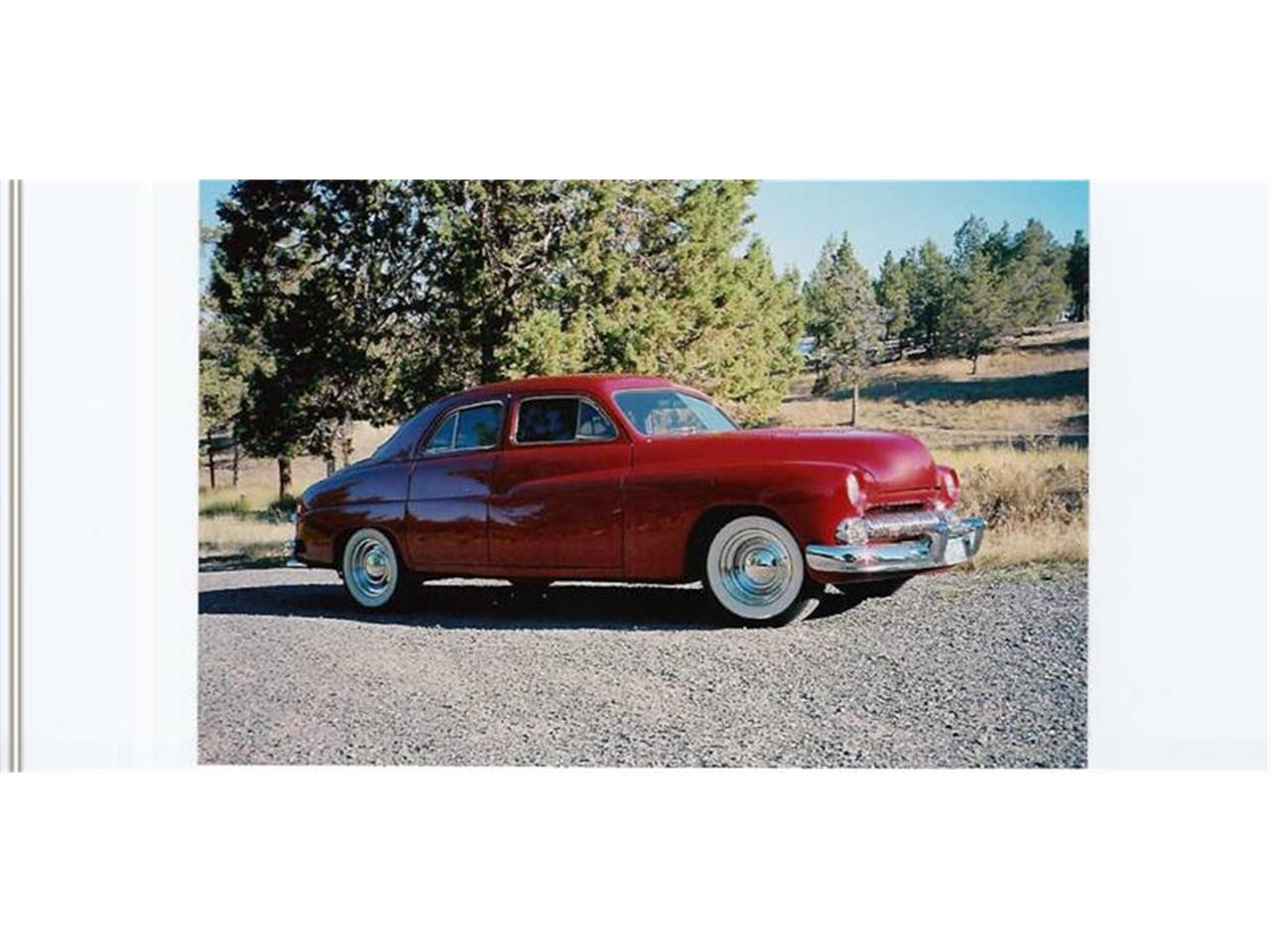 Large Picture of 1950 Mercury 4-Dr Sedan Offered by Classic Car Guy - EAIC
