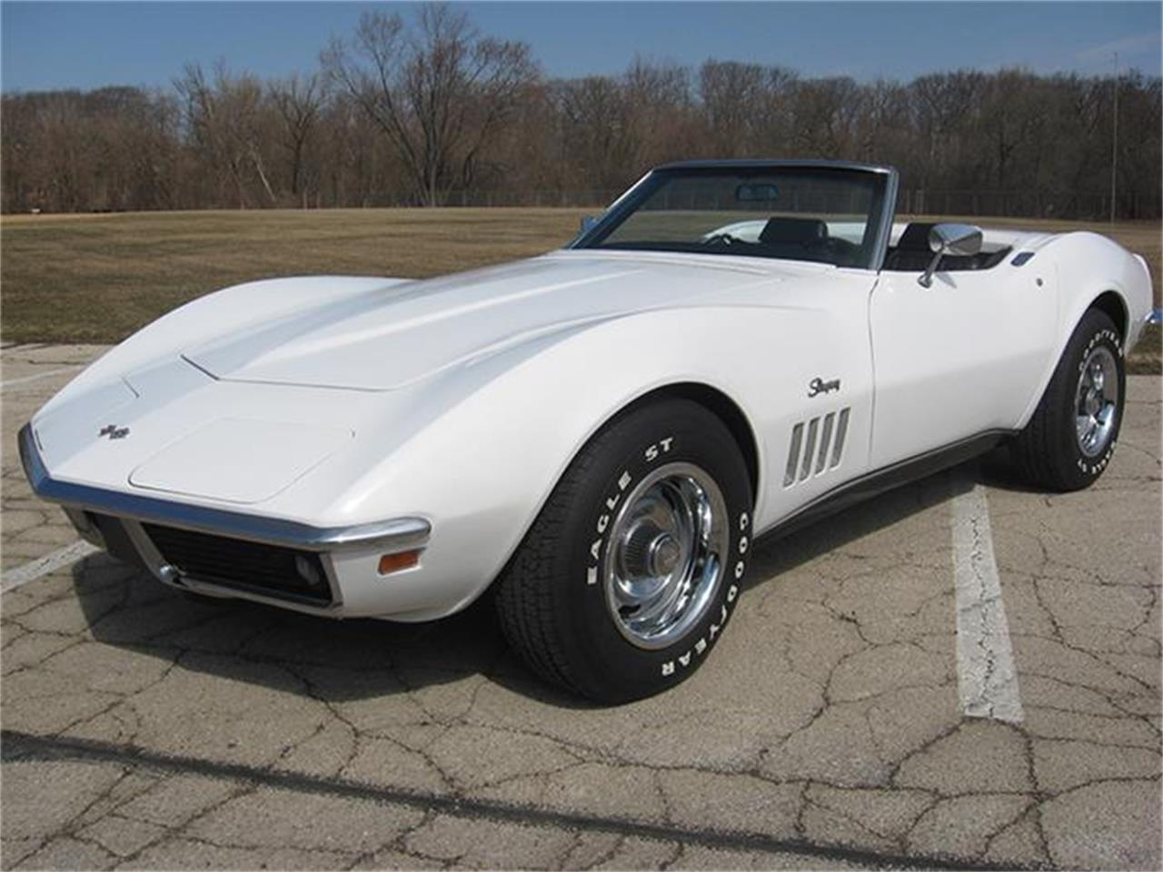 Corvette Stingray 1969 >> For Sale 1969 Chevrolet Corvette Stingray In Delafield Wisconsin