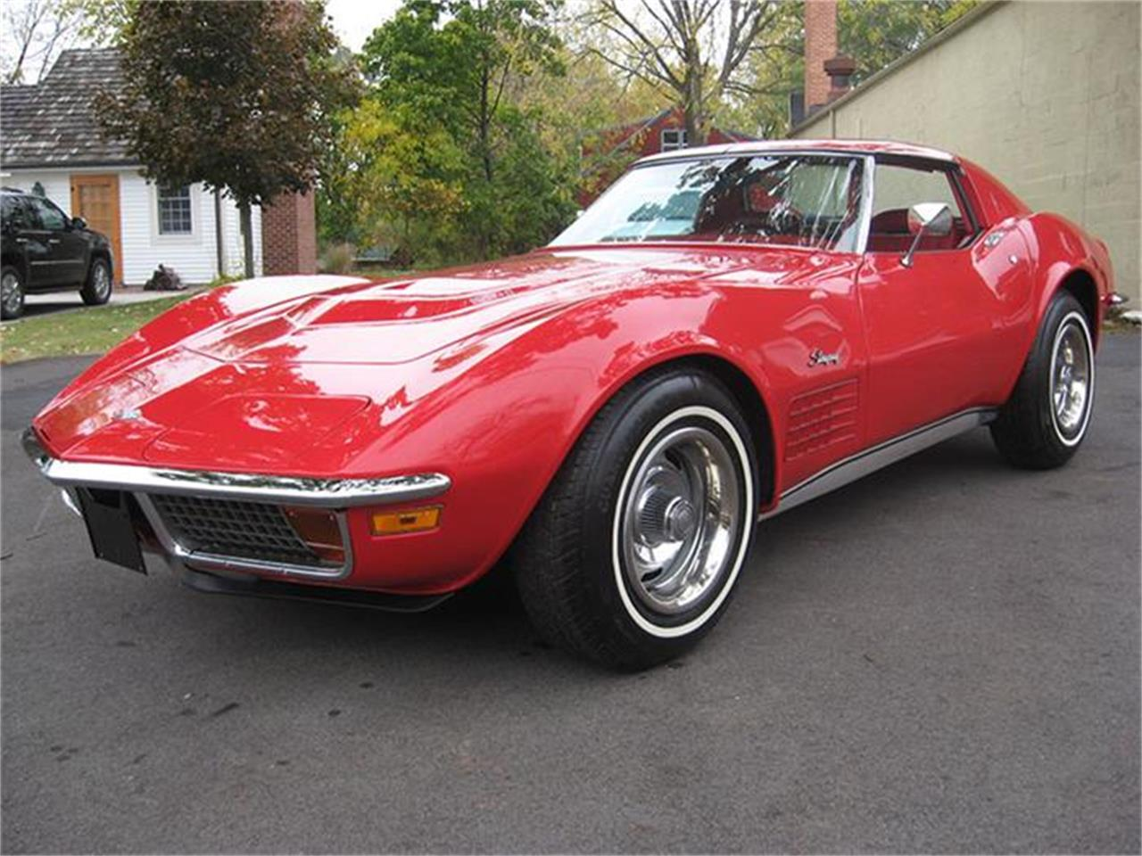1972 chevrolet corvette for sale cc 666859. Black Bedroom Furniture Sets. Home Design Ideas