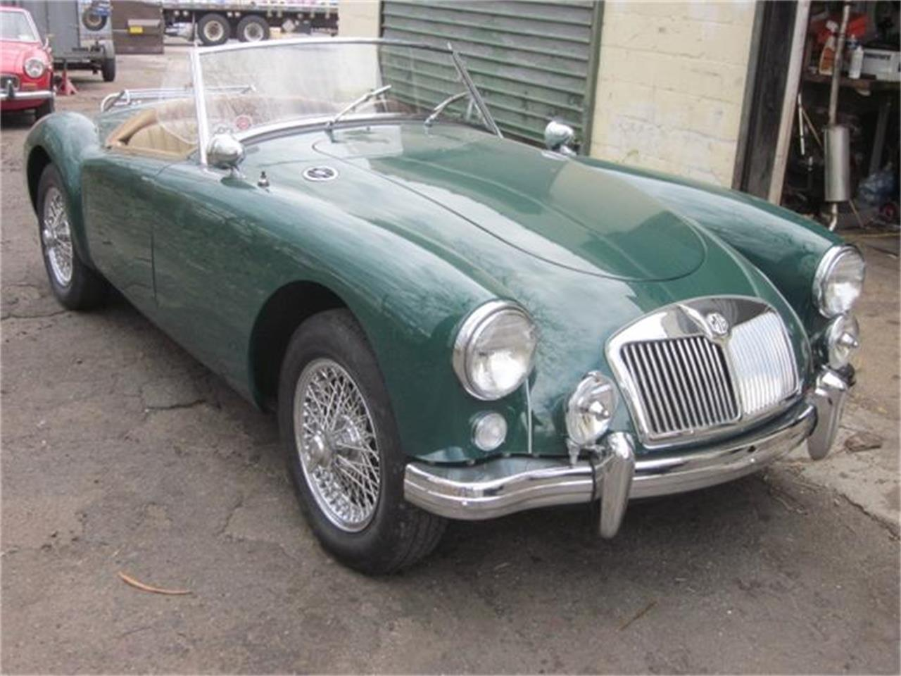 Large Picture of 1958 MG MGA located in Stratford Connecticut - $33,500.00 Offered by The New England Classic Car Co. - EAK2