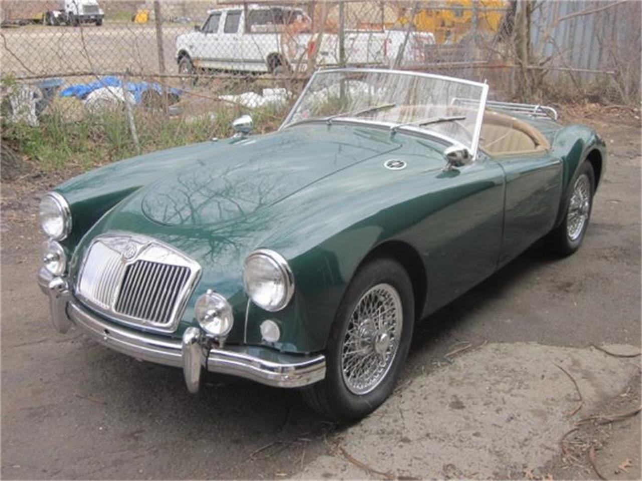 Large Picture of Classic '58 MG MGA - EAK2