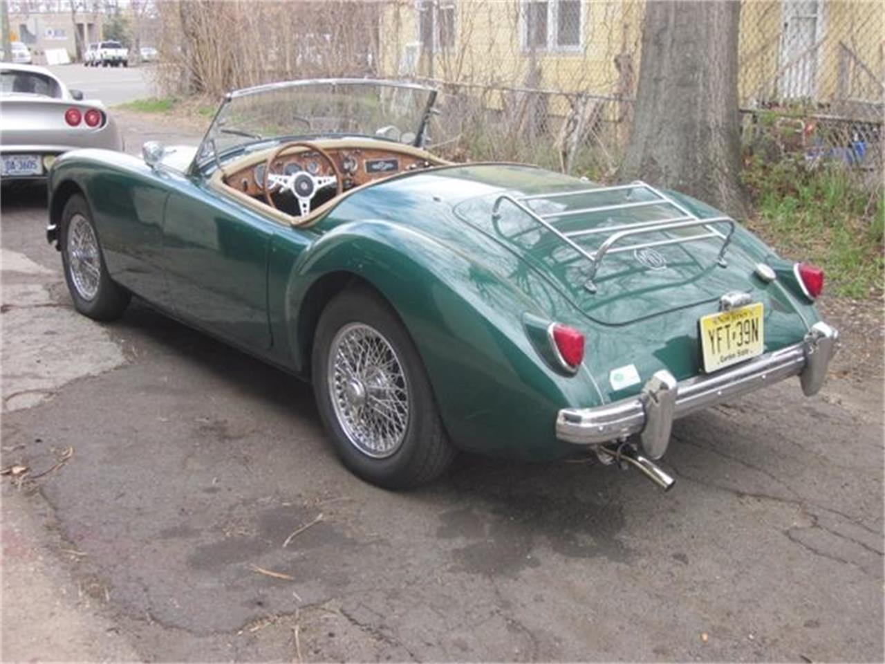 Large Picture of Classic '58 MG MGA - $33,500.00 Offered by The New England Classic Car Co. - EAK2