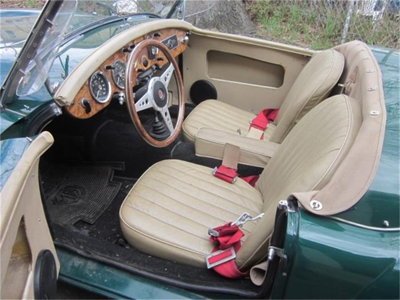 Large Picture of Classic '58 MGA located in Stratford Connecticut - $33,500.00 Offered by The New England Classic Car Co. - EAK2