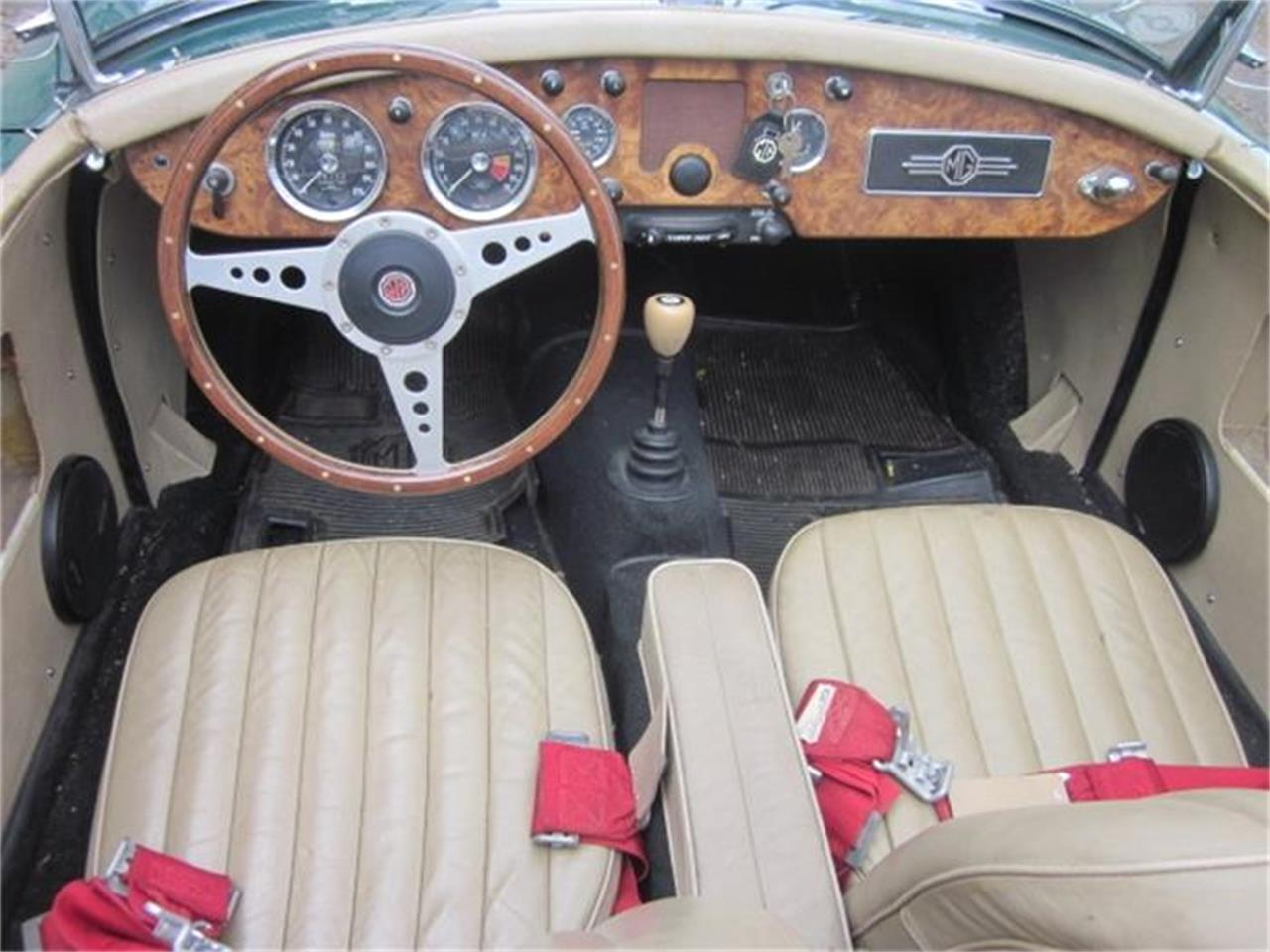 Large Picture of '58 MGA - $33,500.00 Offered by The New England Classic Car Co. - EAK2