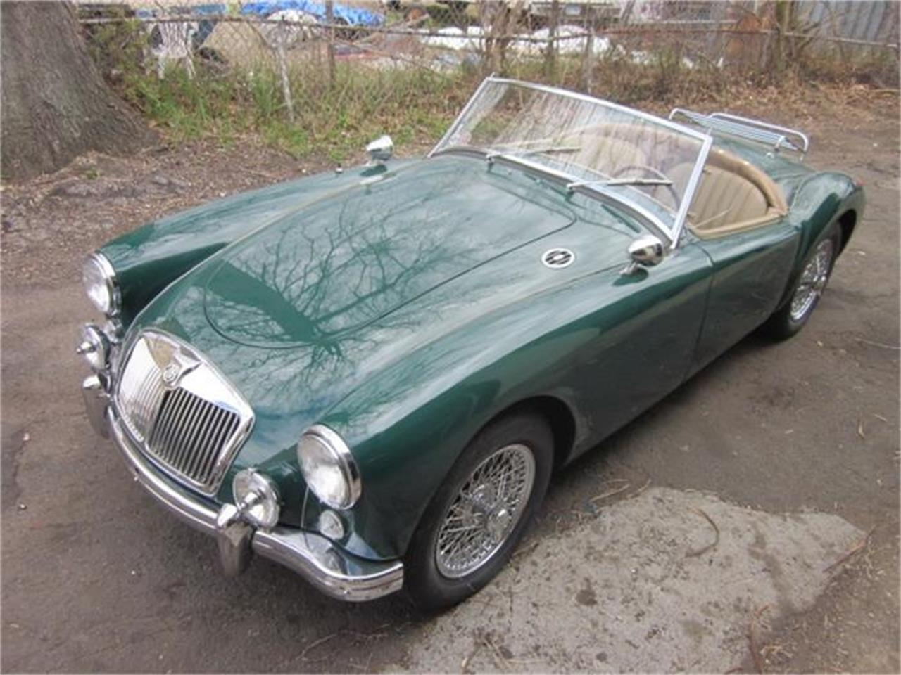 Large Picture of Classic '58 MG MGA located in Stratford Connecticut - $33,500.00 Offered by The New England Classic Car Co. - EAK2