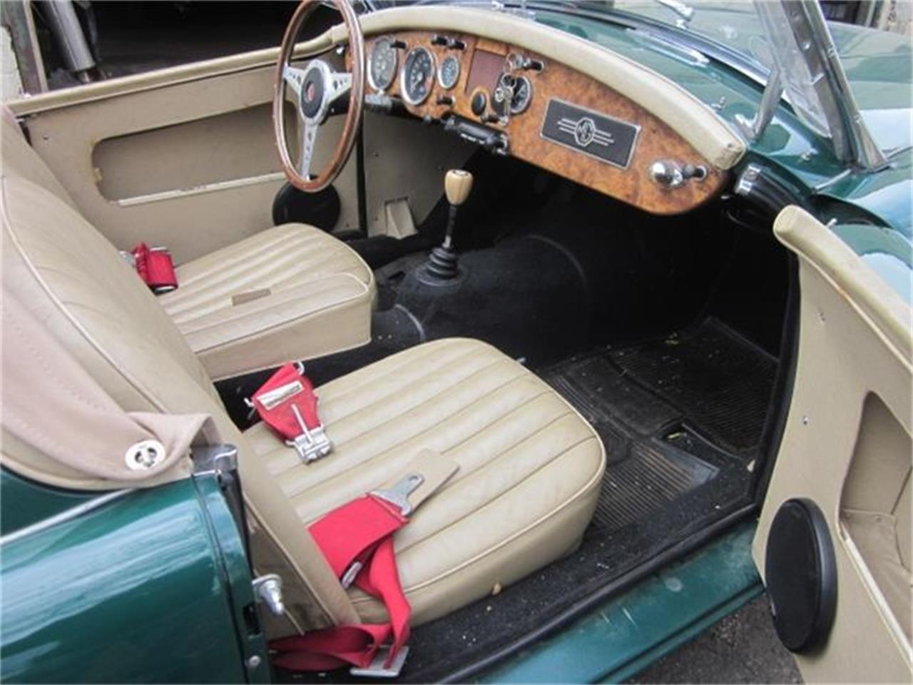 Large Picture of 1958 MGA located in Connecticut Offered by The New England Classic Car Co. - EAK2