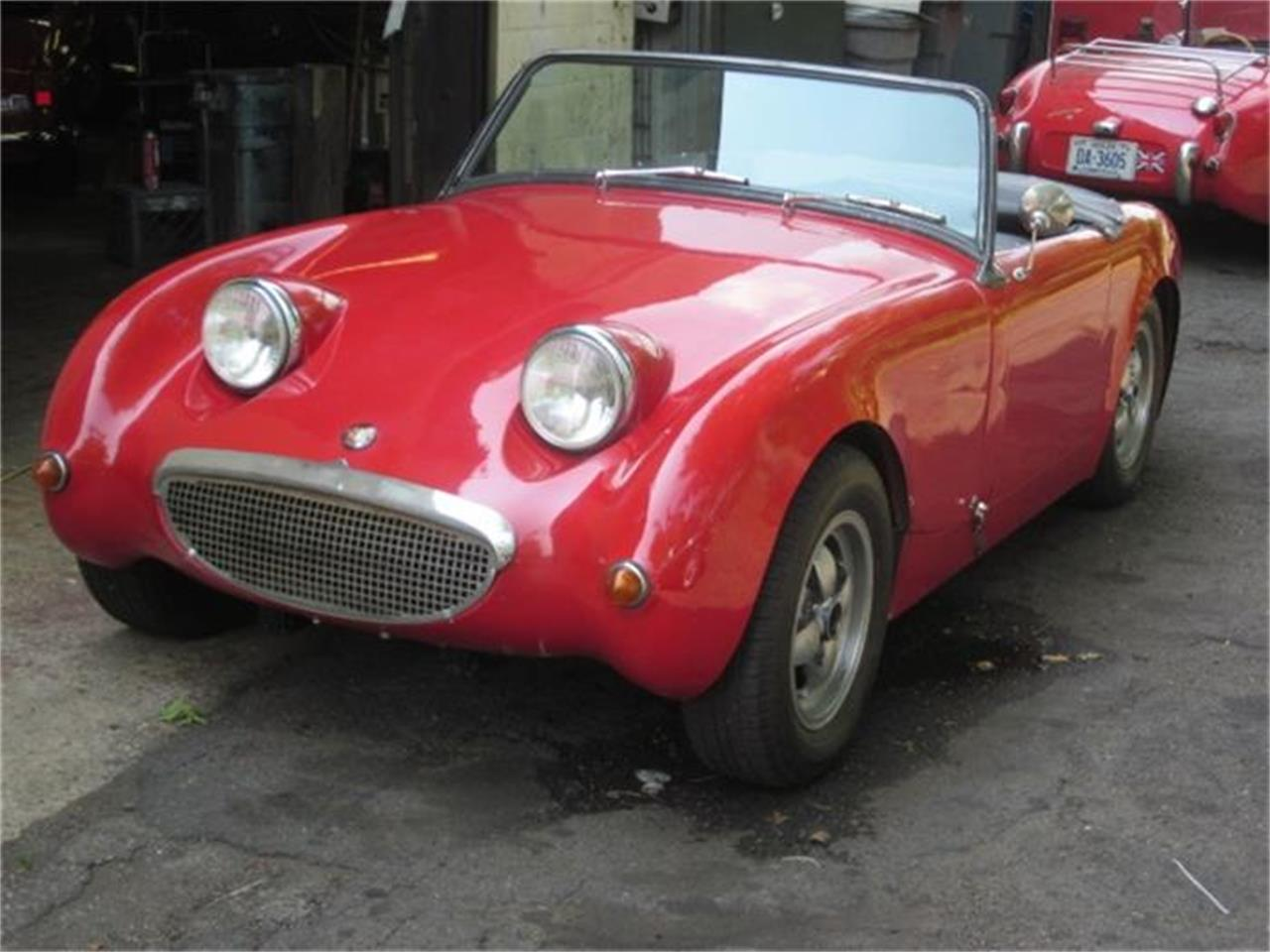 Large Picture of '60 Bugeye Sprite - EAK3