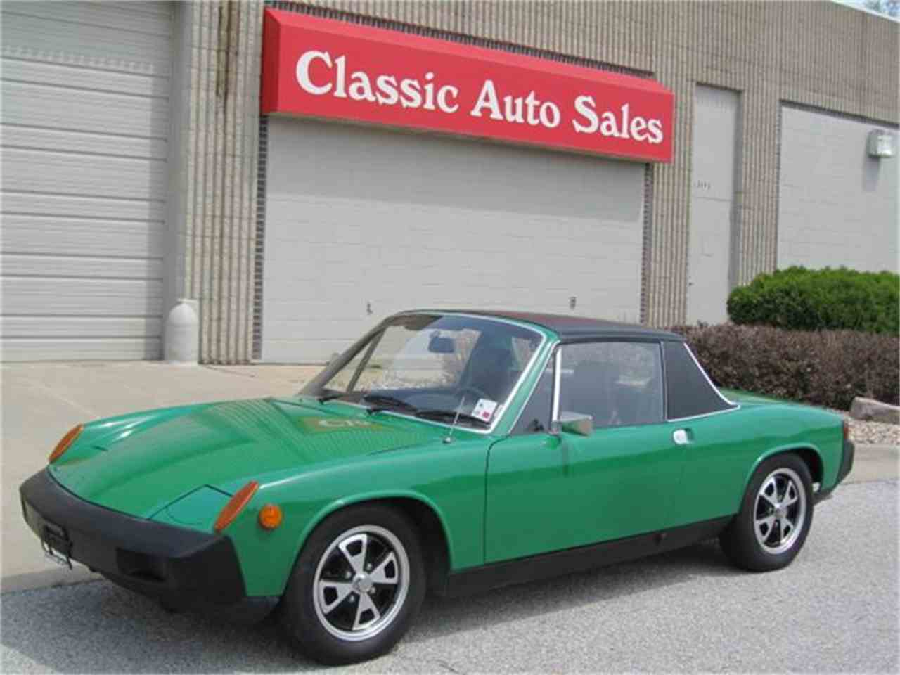 Large Picture of '75 914 located in Omaha Nebraska - $29,900.00 Offered by Classic Auto Sales - EB86