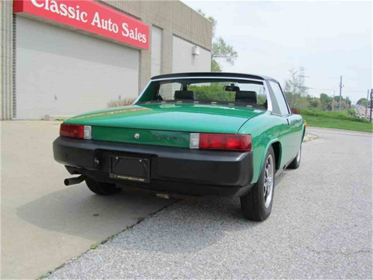 Large Picture of '75 914 located in Omaha Nebraska Offered by Classic Auto Sales - EB86