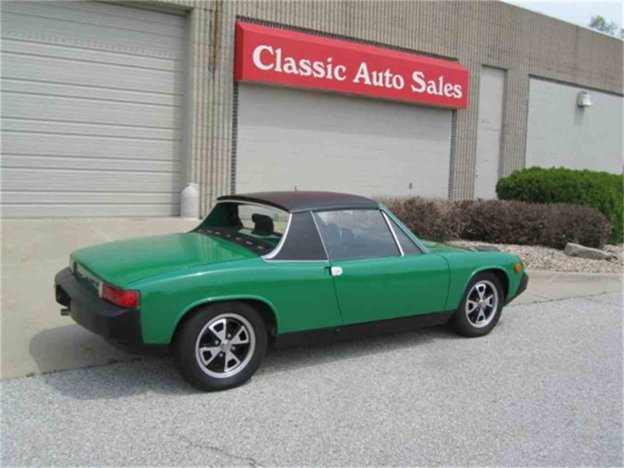 Large Picture of '75 Porsche 914 located in Nebraska - $29,900.00 Offered by Classic Auto Sales - EB86