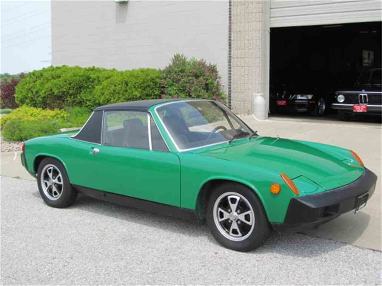 Large Picture of '75 914 Offered by Classic Auto Sales - EB86