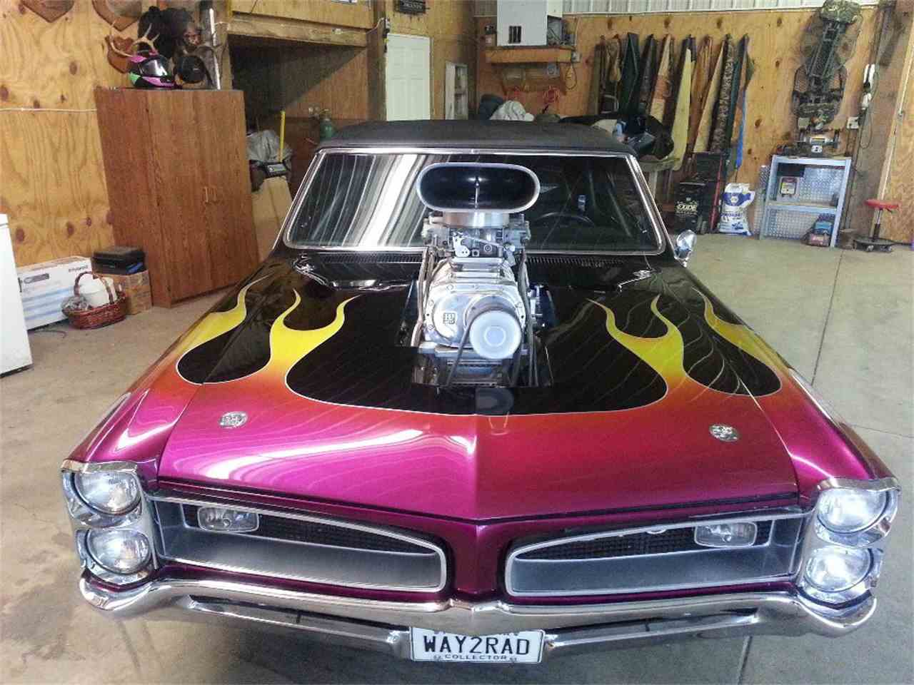 Large Picture of '66 GTO - EBFY
