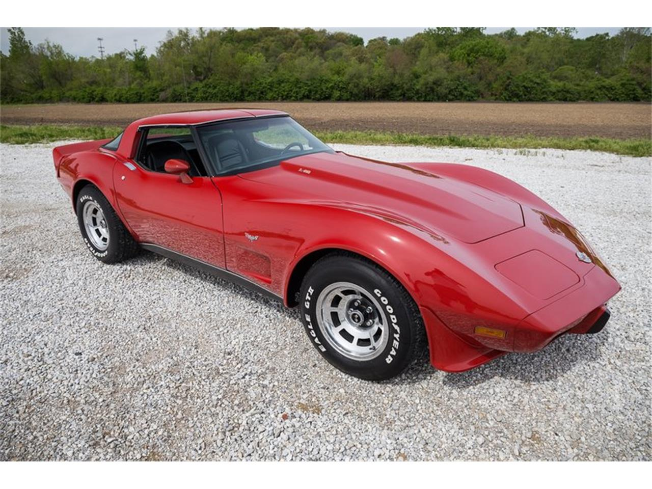 Large Picture of 1978 Chevrolet Corvette located in St. Charles Missouri Offered by Fast Lane Classic Cars Inc. - EBGP