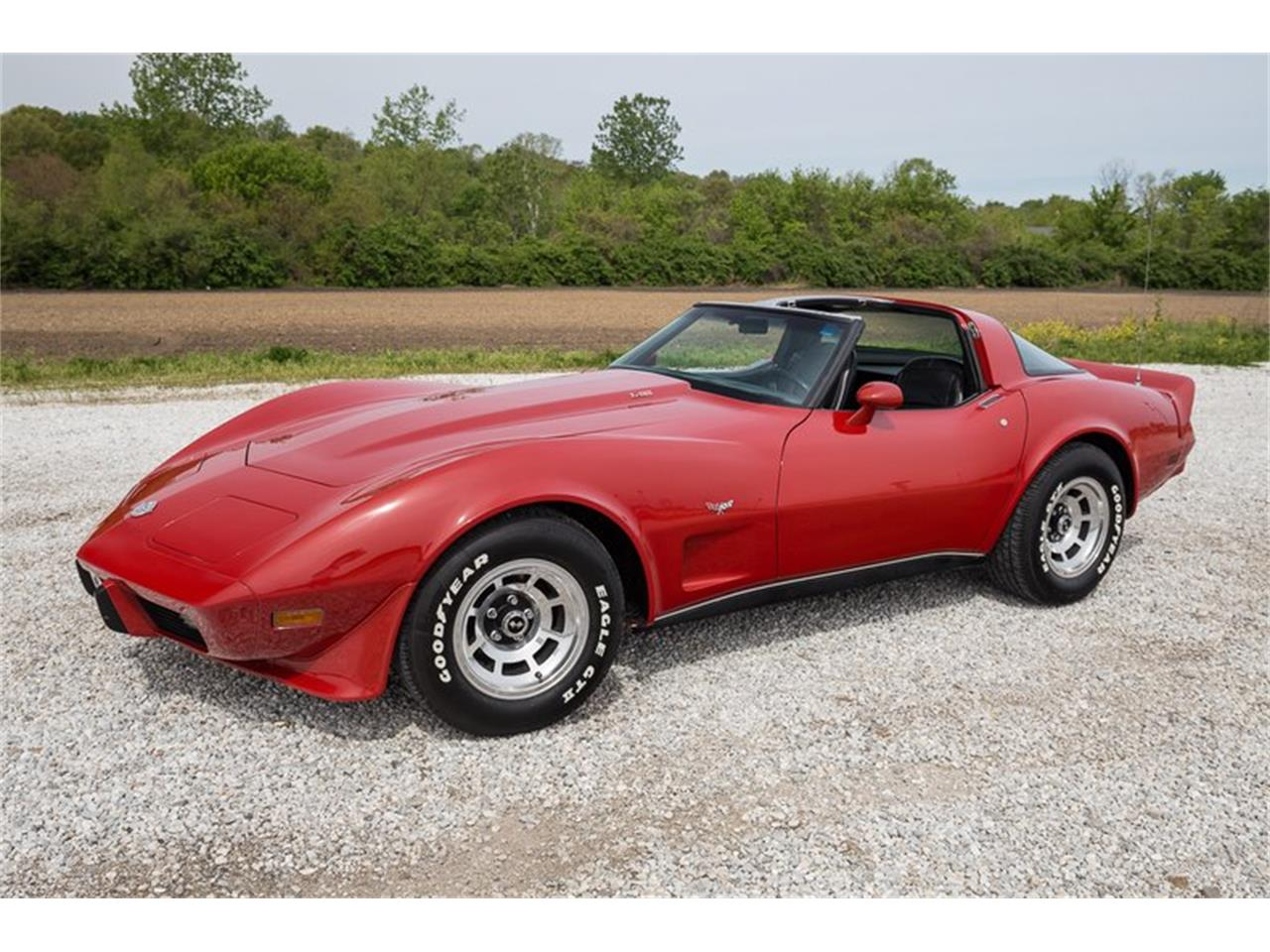 Large Picture of '78 Corvette located in St. Charles Missouri - EBGP