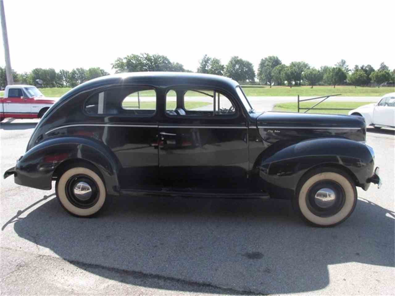 Large Picture of '40 2-Dr Sedan - EBIE