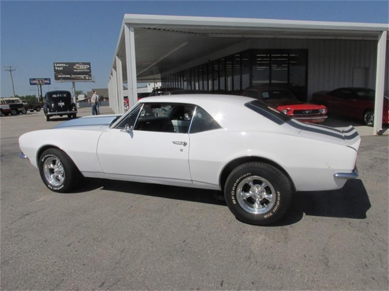 Large Picture of 1967 Chevrolet Camaro Offered by Knippelmier Classics - EBIF
