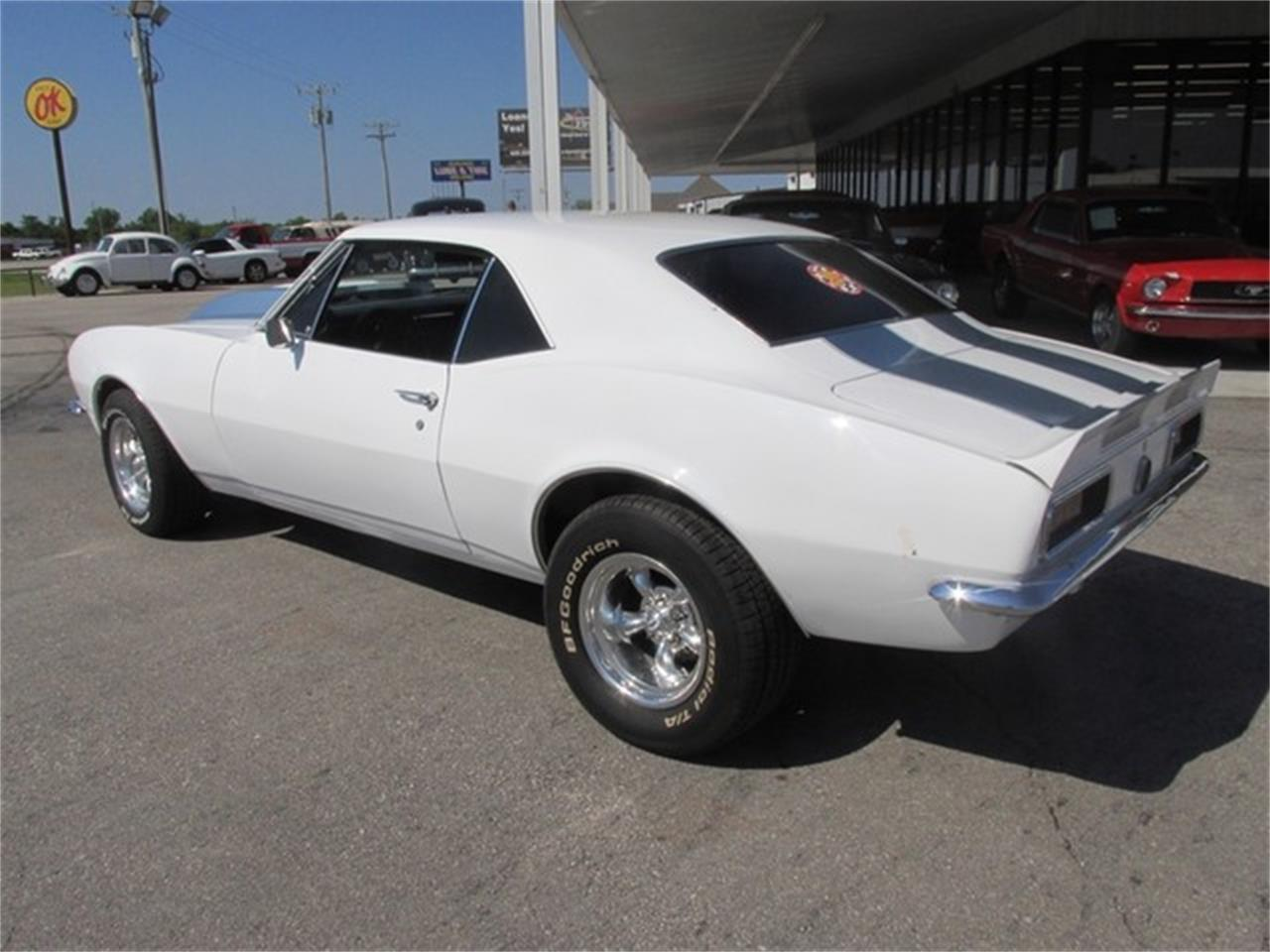 Large Picture of Classic '67 Chevrolet Camaro - $25,900.00 Offered by Knippelmier Classics - EBIF