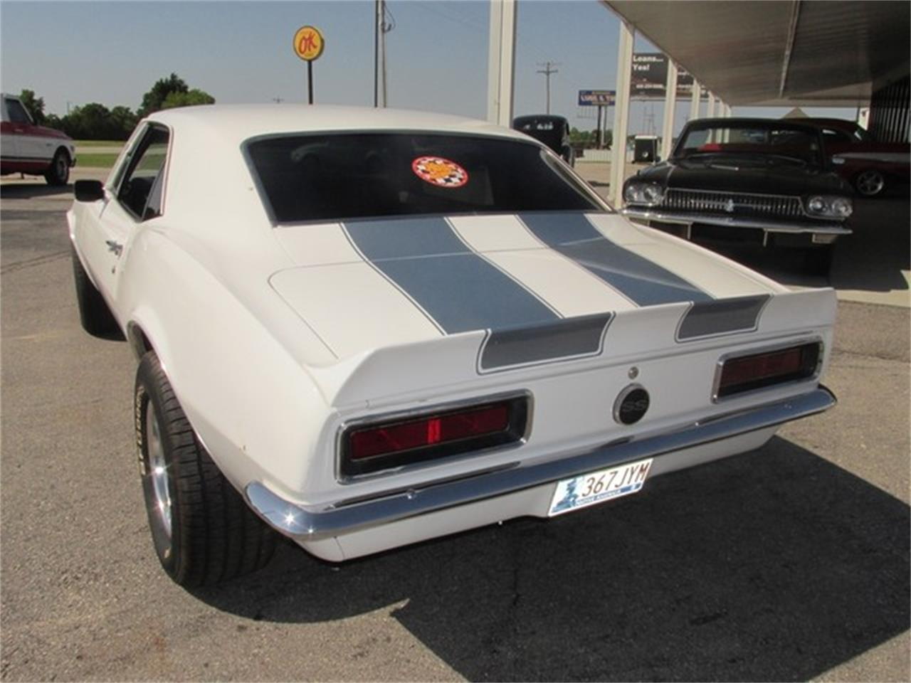 Large Picture of 1967 Chevrolet Camaro located in Oklahoma - $25,900.00 Offered by Knippelmier Classics - EBIF