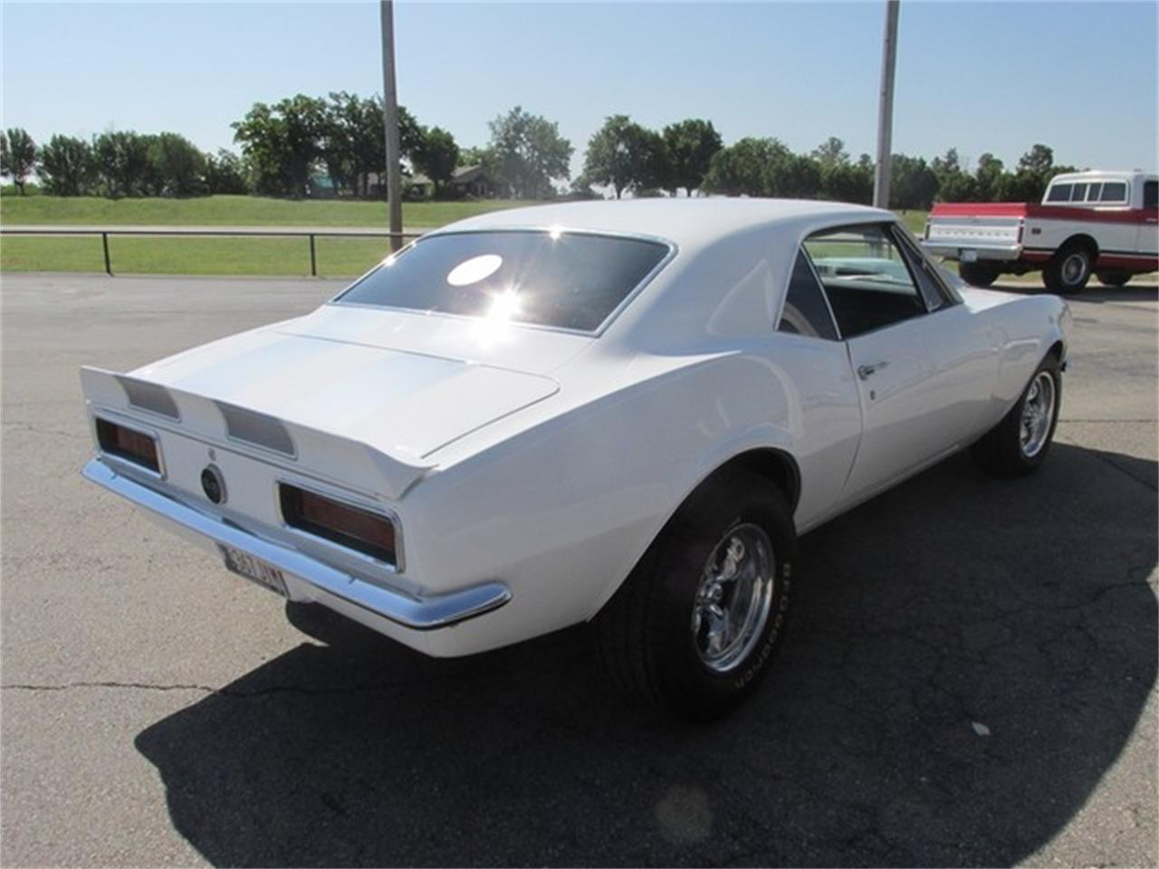 Large Picture of Classic 1967 Chevrolet Camaro - $25,900.00 Offered by Knippelmier Classics - EBIF