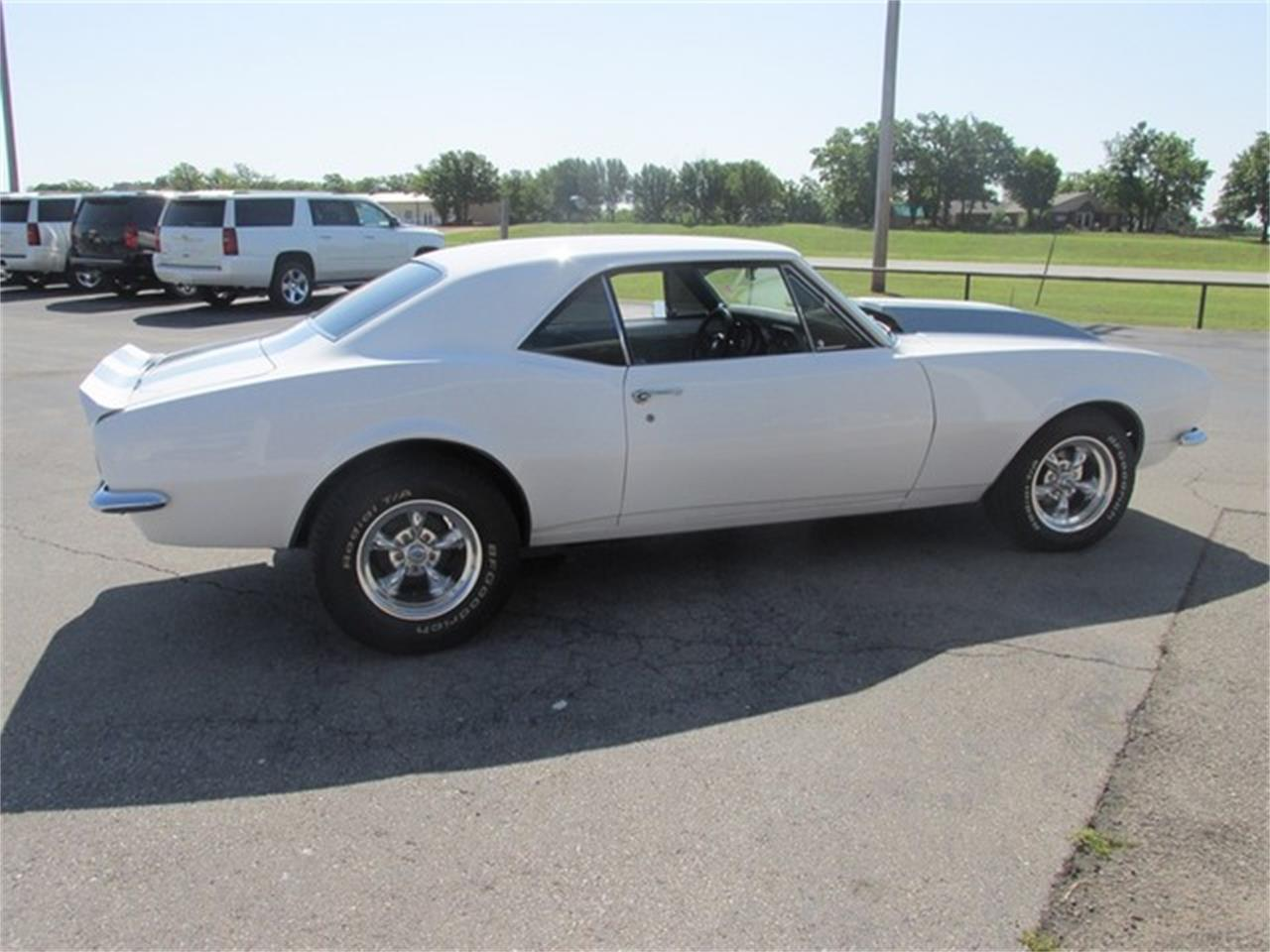 Large Picture of '67 Camaro located in Blanchard Oklahoma - $25,900.00 - EBIF