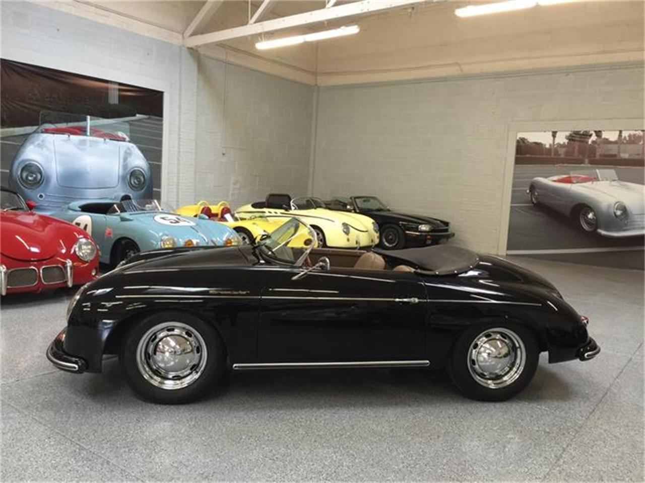 Large Picture of Classic '57 Porsche Speedster located in California Offered by Beverly Hills Motor Cars - EBW7