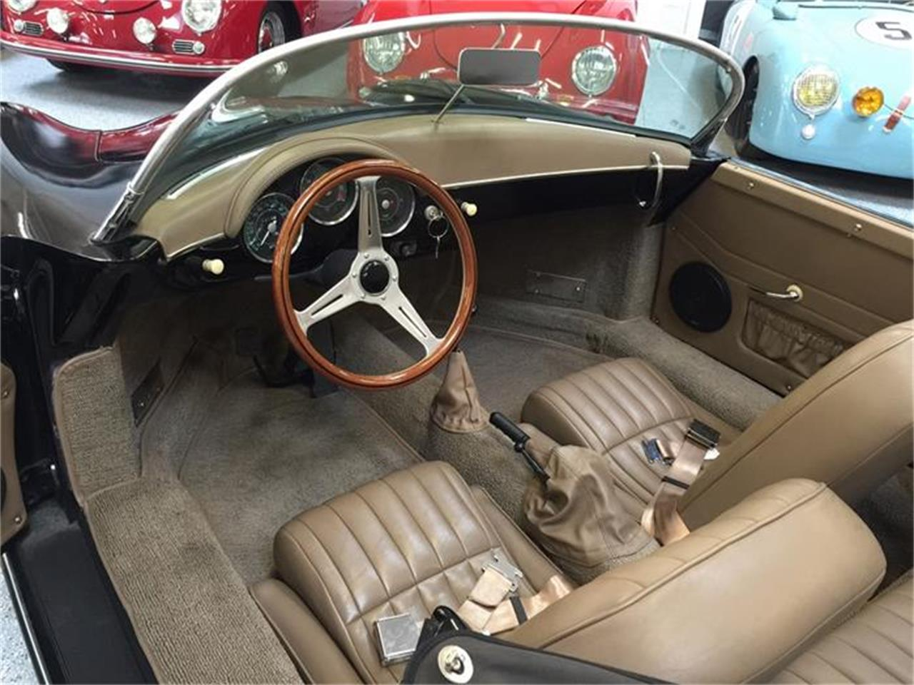 Large Picture of Classic 1957 Porsche Speedster Offered by Beverly Hills Motor Cars - EBW7