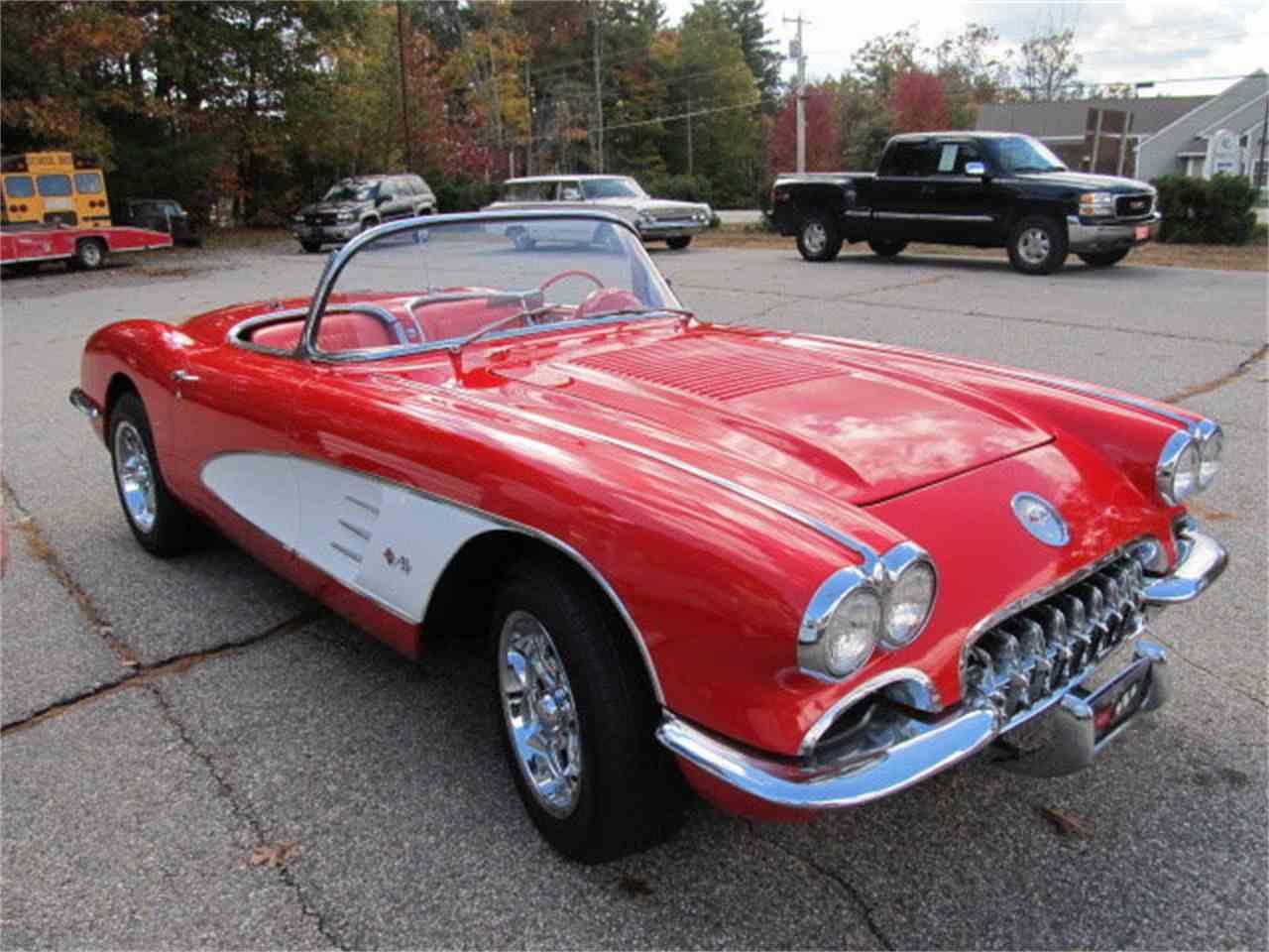 1958 Chevrolet Corvette for Sale | ClassicCars.com | CC-668910