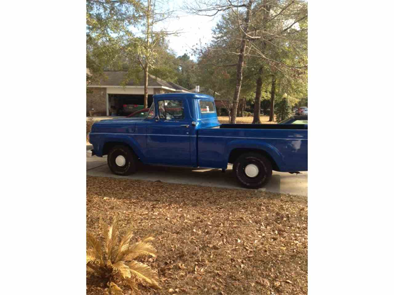 Large Picture of '58 F100 - $9,500.00 - EC4Z