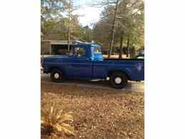 Picture of '58 Ford F100 - $9,500.00 - EC4Z