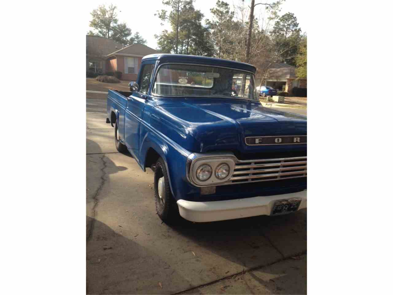 Large Picture of 1958 Ford F100 - $9,500.00 Offered by a Private Seller - EC4Z