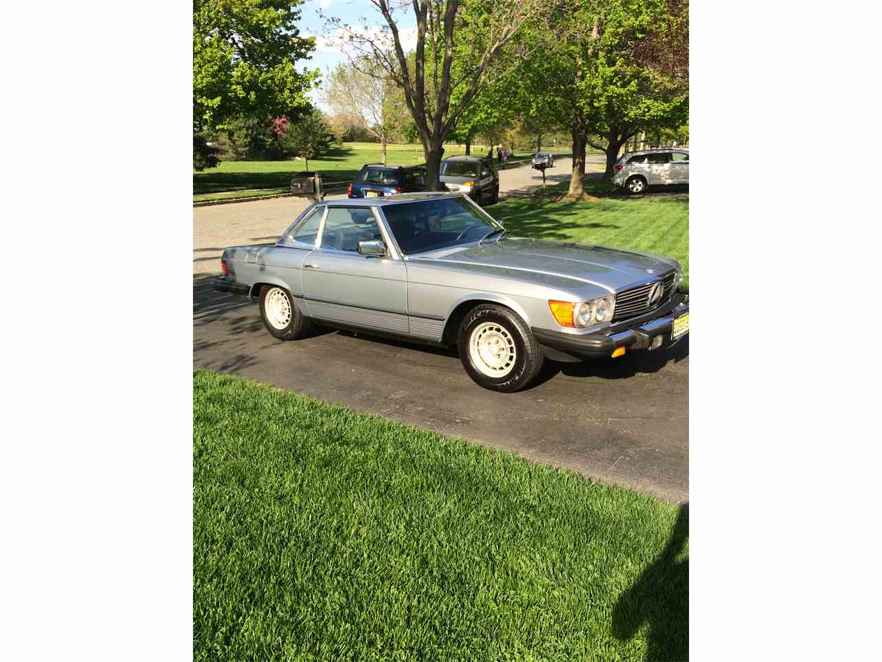 Large Picture of '81 380SL - ECDH
