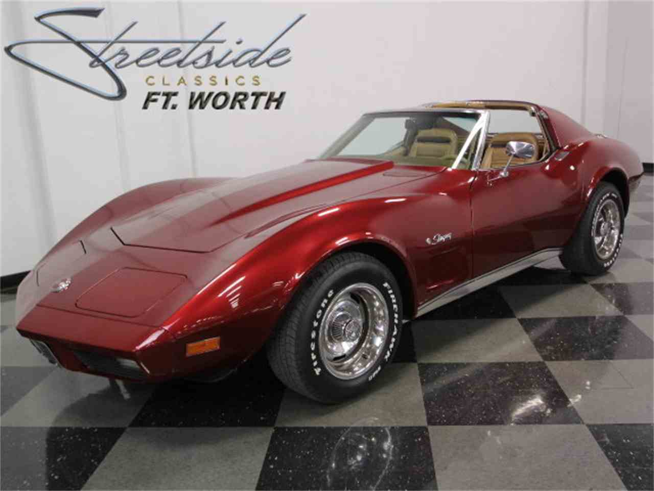 Large Picture of '74 Corvette - ECLU
