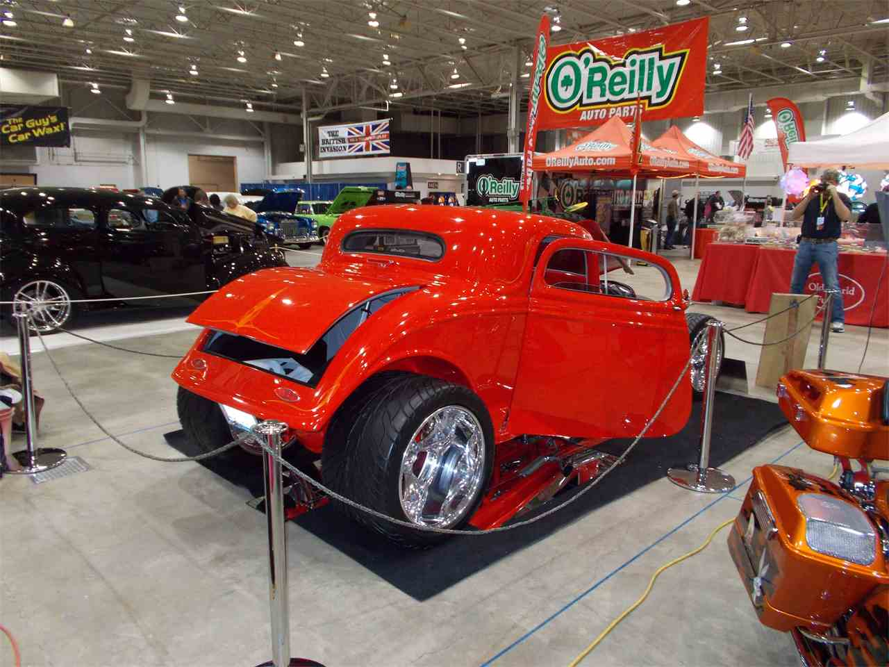 Large Picture of '33 Coupe - ECM7