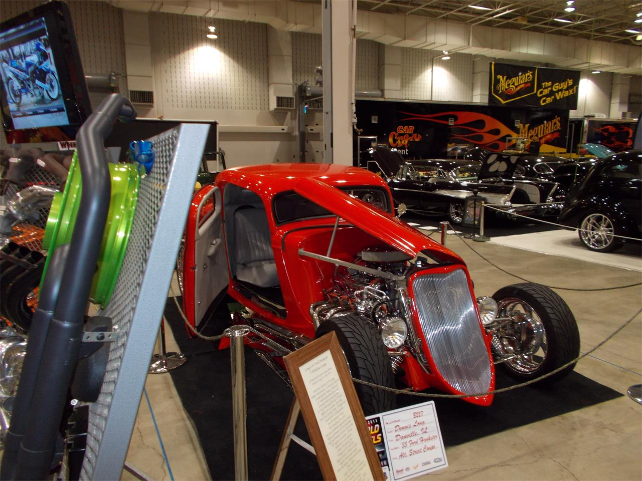 Large Picture of 1933 Coupe - $90,000.00 Offered by a Private Seller - ECM7